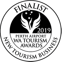 Perth Tourism Awards Finalist